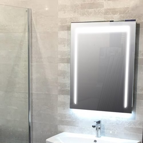 Jade 500m LED Mirror